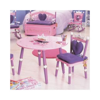 White Table And 4 Chair Set Tot Tutors