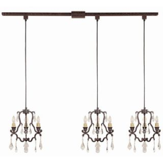 World Imports Lighting Timeless Elegance Linear Track Kit in Bronze