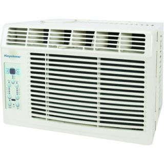Keystone 6,000 BTU Energy Star Window Air Conditioner with Remote