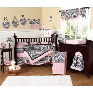 Sweet Jojo Designs Sophia 9 Piece Crib Bedding Set   Sophia 9