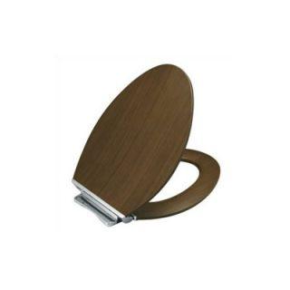 Kohler Avantis Quiet Close Elongated Toilet Seat   K 4761 CP