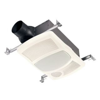 Broan Nutone Bathroom Exhaust Fan and Heater with Light