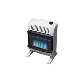 10000 BTU Natural Gas Blue Vent Free Wall Mount Heater