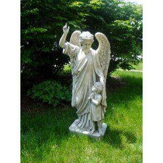 Design Toscano Guardian Angel Childs Prayer Statue