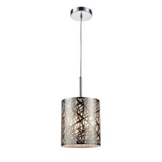 Elk Lighting Tronic 1 Light Drum Pendant   31052/1/31062/1