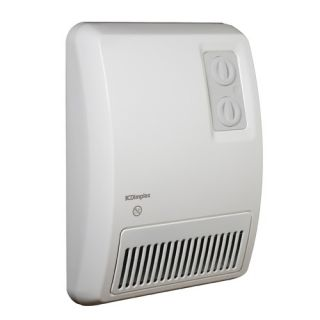 Cadet Com Pak Plus 2000W Fan Forced Wall Heater in White   CSC202TW