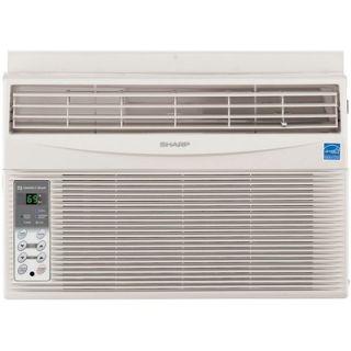 Sharp 6,000 BTU Energy Star Window Air Conditioner with Rest Easy