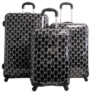 Heys USA X Case Exotic 3 Piece Spinner Luggage Set