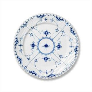 Royal Copenhagen Blue Fluted Full Lace 6.75 Bread and Butter Plate