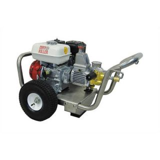 Dirt Killer 4.2 GPM / 3,200 PSI Cold Water Gas Pressure Washer   H