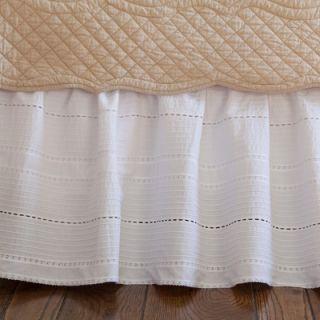 Taylor Linens Elisa Bed Skirt