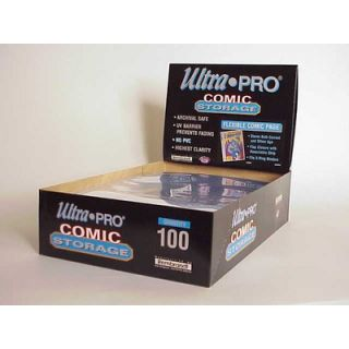 Ultra Pro Platinum Series Card Display Box (9 Pocket Pages, 100 Count