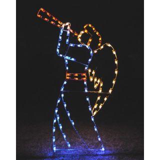 Holiday Lighting Specialists Heralding Angel Light