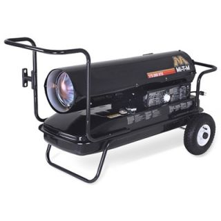 Mi T M Kerosene 215,000 BTU Forced Air Portable Space Heater