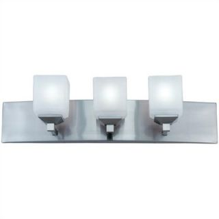 Philips Forecast Lighting Radius Vanity Light in Satin Nickel