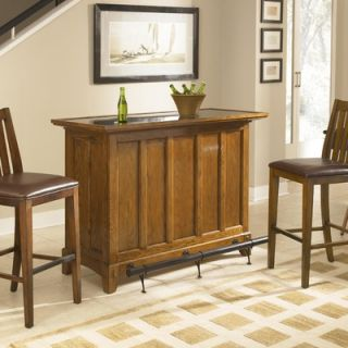 Home Styles Arts & Craft 3 Piece Bar Set   5900 998