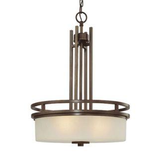 Dolan Designs Multnomah 3 Light Pendant
