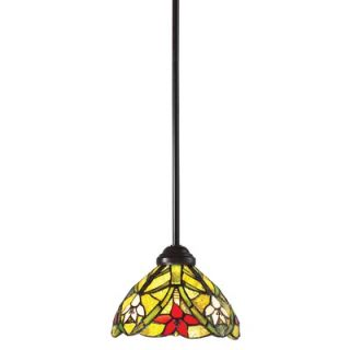Lite Magnolia 1 Light Mini Pendant