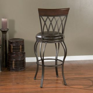 American Heritage Palermo Bonded Leather Stool   126915PP / 130915PP