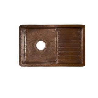 Native Trails Cantina Pro Hand Hammered Bar Sink   CPS233 / CPS533