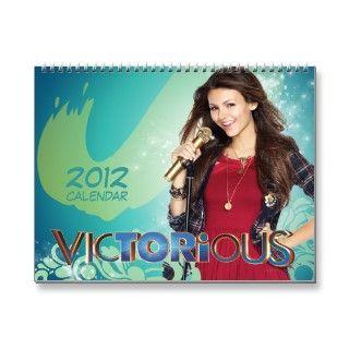 2012 Victorious Calendar
