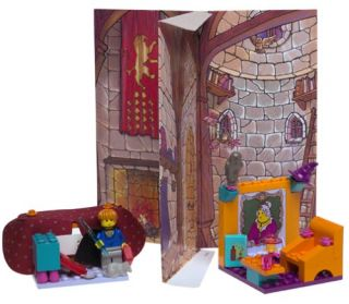 You are bidding a new in the box LEGO Harry Potter House of