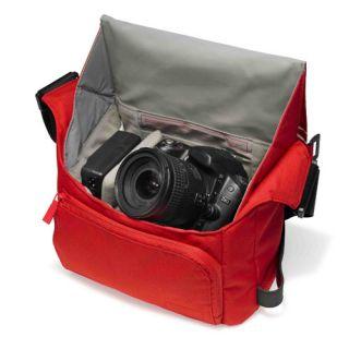 Golla Erica Red Medium Digital SLR Camera Case G1010