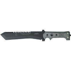 Tops Knives HHS2020 Hawkes Hellion Survivor Fixed Blade Knife