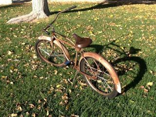 1954 Hawthorne Bicycle