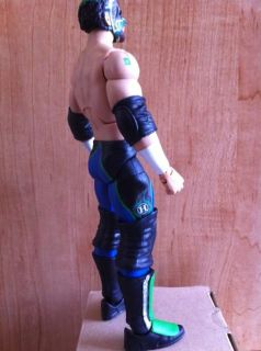 WWE Mattel Elite Custom of The Hurricane Gregory Shane Helms