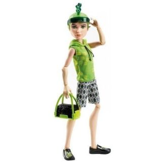 New Monster High Scaris City of Paris Deuce Gordon Doll