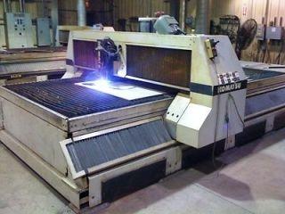 120 x komatsu cnc plasma cutter  59500