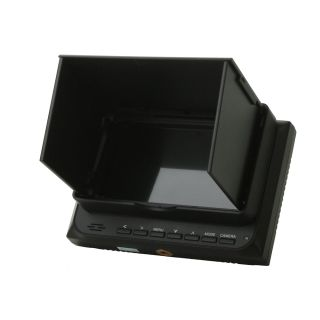 GENESIS VM 6 LCD 5 monitor HDMI / Canon 5D Mark II / 800x480