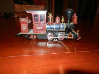 LGB Modern G Scale 20130 Chloe 1 Grizzly Flats R R Locomotive