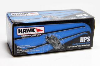 Hawk HPS High Performance Street Brake Pads Front