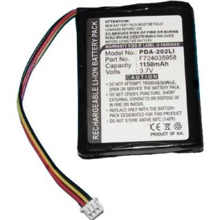 Battery for TomTom 1 XL One XL GPS Replaces F724035958