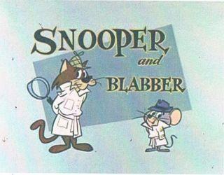 and Blabber Color Cartoons DVD Vol 2 Hanna Barbera 50s 60S