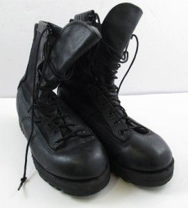 BELLEVILLE COMBAT FLIGHT LEATHER GORE TEX BOOTS Womens Size 9