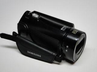 H300 HMX H300BN Full HD 1080p Camcorder Black Camcorder Only