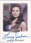 Star Trek TOS Women of Sherry Jackson as Andrea Rittenhouse Autograph