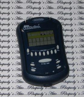 2006 Radica Fliptop Solitaire Electronic Handheld Game
