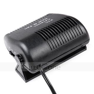 12V Car Heater Heating Cooling Fan Defroster Windowscreen Demister Hot