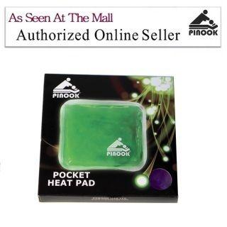 Pinook Magic Heat Gel Square Pocket Size Heat Pads