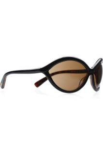 Tom Ford Sophia cat eye acetate sunglasses