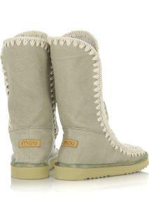 Mou Summer Eskimo Canvas boots