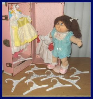 FREE U.S.SHIPPING 10 Doll Clothes HANGERS for CABBAGE PATCH KIDS & My