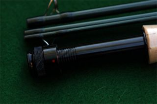 Hardy Uniqua 4 Piece Travel Graphite Fly Fishing Rod