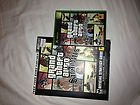 Grand Theft Auto: San Andreas + strategy guide! (Xbox, 2005)