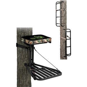 Loggy Bayou Monarch Xl Hang On Tree Stand