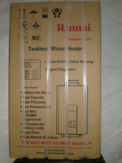 Rinnai Tankless Hot Water Heater 94 Lsip
